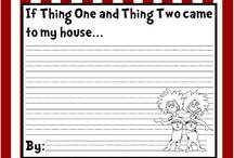 Dr. Seuss / by Louie Quesada