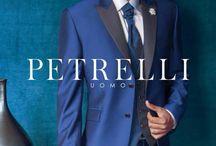 Collezione 2015 Petrelli Uomo Alta Cerimonia / Abito da sposo Made in Italy