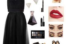 dinner romantic dress