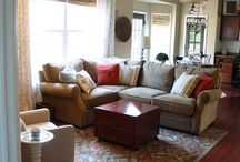 Heatherfield Living Room / by Lindsay Shehan