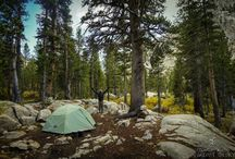 John Muir Trail reading--Middle of Somehwere