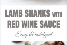 What's for dinner? / Mouth-watering recipes we can't wait to pair with our wines.