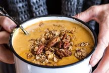Soup recipes / Inspiration for soup making!
