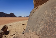 Wadi Rum / A newly-declared UNESCO World Heritage Site, Wadi Rum is the perfect place to enjoy the serenity of the desert, to feel the vastness of it and the world.