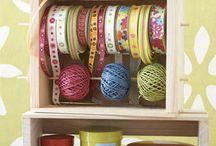 Home Organization Ideas / by Nicole Cassity