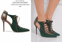 Malone Souliers x NET-A-PORTER / Malone Souliers available now at NET-A-PORTER. Shop the collection here http://bit.ly/20uWlre