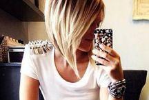 Hair ideas / by Chantelle Enger