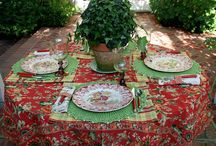 Beautiful Tables**