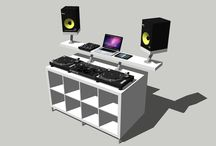 Desk dj