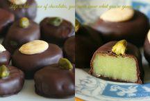 chocolats gâteaux