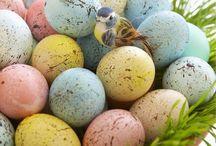 ovos decorados