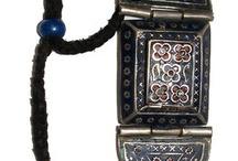 Amulette und talismanische Ornamente