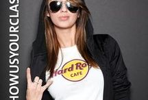 #SHOWUSYOURCLASSIC / Post a pic of your classic Hard Rock tee and #ShowUsYourClassic!