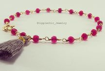 Bracelets / everyday bracelets with a twist