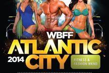 WBFF Atlantic City / WBFF Atlantic City Competition