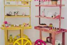 Muebles candy bar