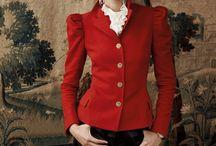 Equestrian Fashion / Equestrian fashion for high fashion photography.