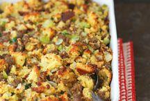 Healthy Holiday Eats / Yummy Thanksgiving treats