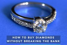 How To Buy Diamonds Without Breaking The Bank / Mark Bronner Diamonds explains how to buy diamonds without breaking the bank