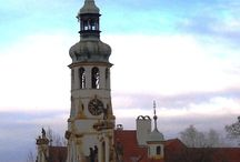 Česká města, uličky a zákoutí