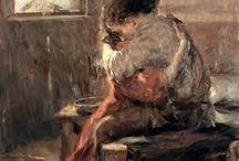 painter: Ron Hicks
