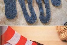 felted wool crafts