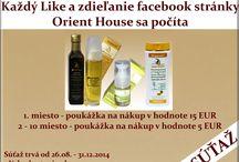 SÚŤAŽ / NOVÁ SÚŤAŽ  http://www.orienthouse.sk/sk/ako-nakupovat/sutaz/  http://www.orienthouse.cz/cz/jak-nakupovat/soutez/