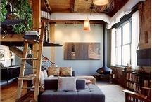Lofts / by Lin Lo-Cristobal