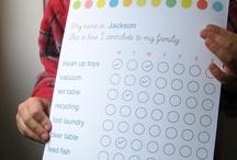 Parenting Ideas / Chore Chart
