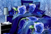 Comforters and Bedding Sets / Let's face it, we all want to sleep in comfort. These comforters and bedding sets are just what you need for a good nights sleep from king, queen, double and 3D sets. There are many different designs and vibrant colors that I'm sure are very pleasing to the everyone.