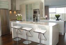 Modern Kitchens / Modern Kitchens designed and manufactured by Elite Kitchens www.elitekc.co.nz