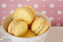 macarons / by The Little White Kitchen (Michele Bowman)