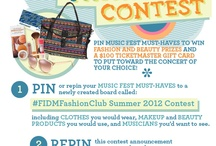 #FIDMfashionclub summer 2012 contest / its goning be a long hot summer :) / by Alicia Braun