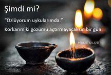 Halil Ulus / Halil Ulus'dan sözler