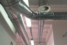 Industria: aspirazione e filtrazione / Impianti di aspirazione e filtrazione industriale