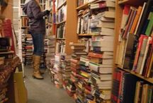 Bookshops / Views in bookshops