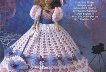 Nanette fashion doll crochet