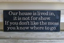 HOME QUOTES