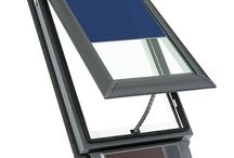 "VELUX No Leak Solar Powered ""Fresh Air"" Skylight / The No Leak Solar Powered ""Fresh Air"" Skylight is the latest innovation from VELUX, making it simple to add fresh air and natural light from above to any space. Powered by the sun, it is installed without wiring and is eligible for a  30 percent Federal Tax Credit. / by VELUX America"