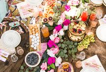 s h o w e r s / a collection of swoon-worthy wedding showers.