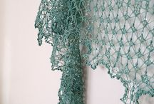 Lace / Lovely lace- knitted, tatted and crocheted. / by Azalea & Rosebud Knits