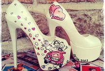 Gel gelelim Gelinlik shoees. ♡