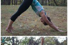 Yoga / The infinite benefits of yoga.