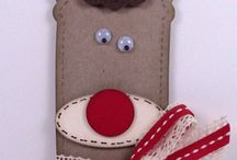 Stamp & Embellish Christmas/non card