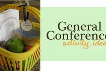 LDS - General Conference / by Andrea Gold