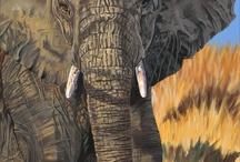 My South Africa Art / www.howlandstudios.com