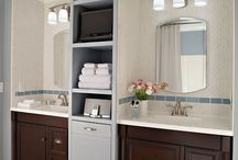 Master Bath Ideas / by Shannon Tafoya