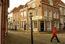 Cities, towns and villages in Holland.... all well worth a visit!