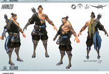 Character Design Technical Reference