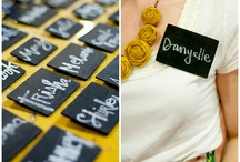 Nametags / by Gina Norr